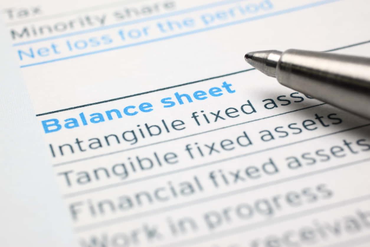 貸借対照表の見方がわからない方のためにわかりやすく解説!