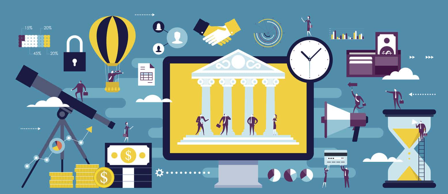 銀行はこれからどうなる?業界の動向や今後について説明する!