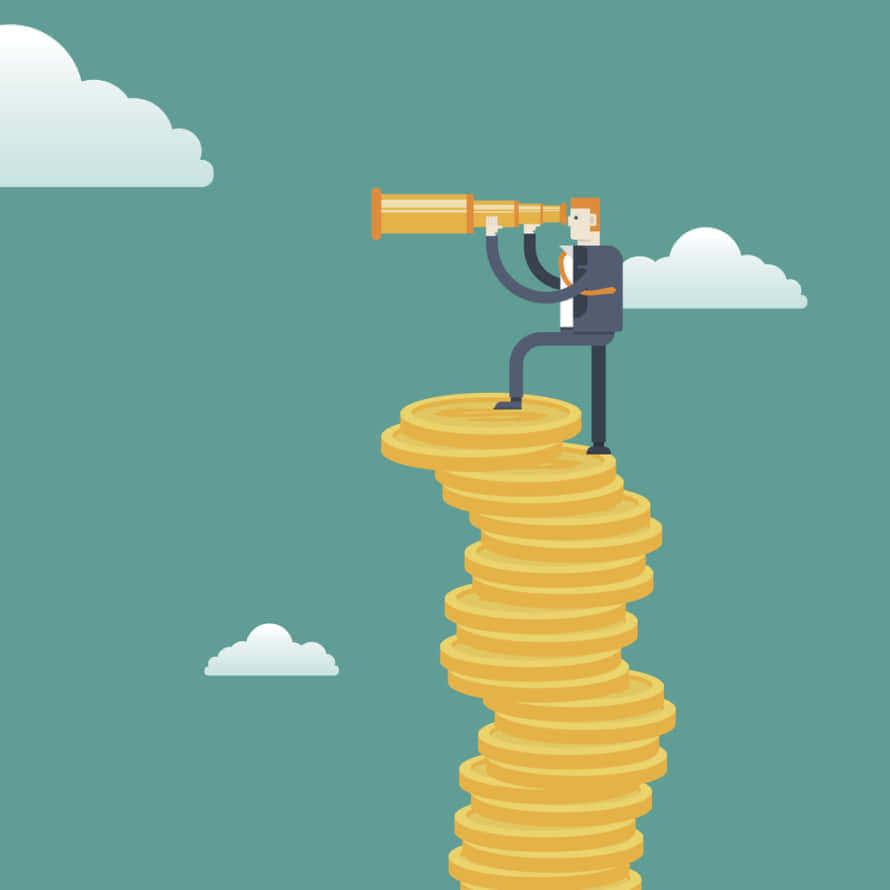 老後を楽しく暮らすには資本収入が不可欠!豊かな老後の生活費を捻出する方法を徹底解説。