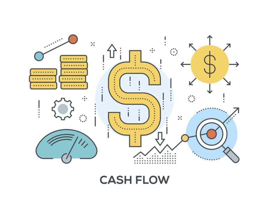 投資をするなら避けては通れない!キャッシュフロー計算書(C/F)の見方を解説