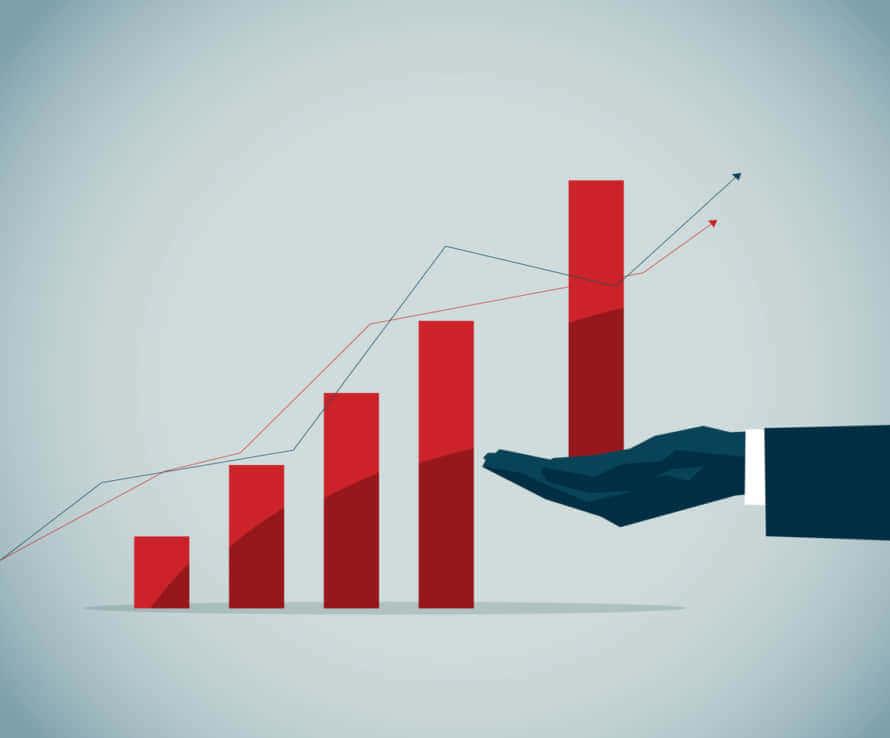 投資家必見!ROIC(投下資本利益率)を知れば「本業で稼げる企業」がわかる!
