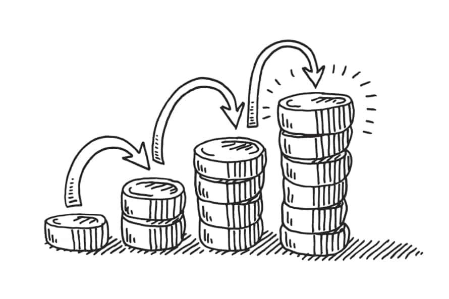 配当金の計算方法は簡単!銀行預金よりもお得になるワケと投資時の注意点を徹底解説